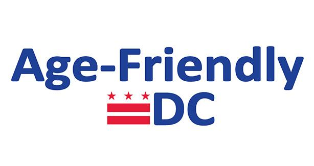 Age-Friendly DC Logo