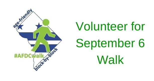 Volunteer to Walk