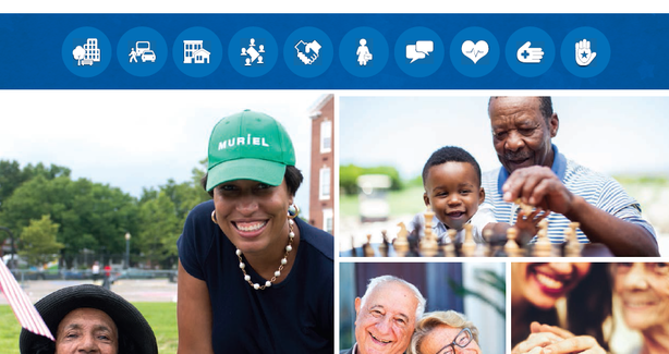 Age-Friendly DC 2015 Progress Report